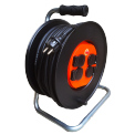 Cable drum IP 54 40 m  H07RN- F  3G1,5 - Made In Europe