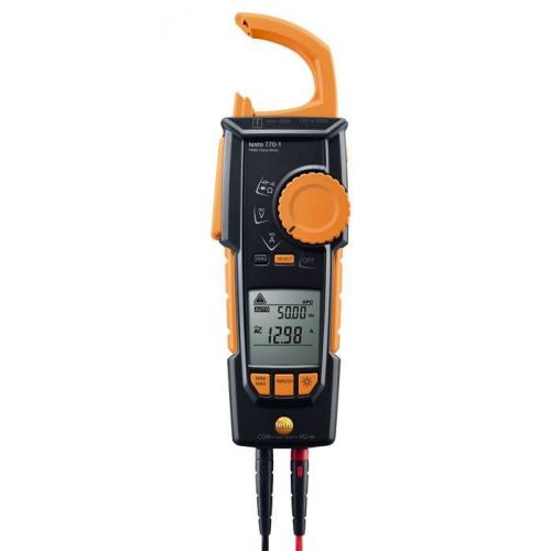 testo 770-1 Cable-grab Clamp meter