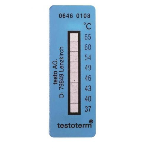 Thermo pastille 37/65°C (10 pieces)