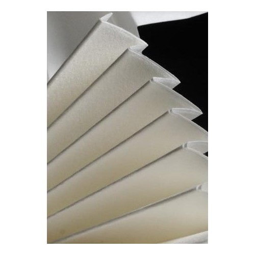 FILTER PLAT DIAM. 125MM AVERAGE ASHLESS PAPER - QUALITATIVE FILTER 600