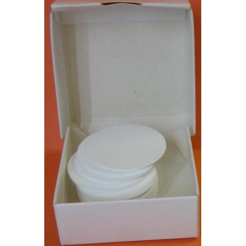 GLASS MICROFIBER FILTER 24mm - GLASS MICROFIBER FILTER 8837