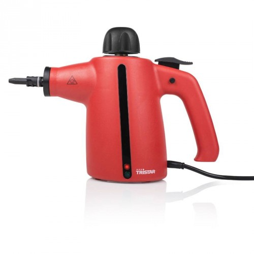 Steam cleaner 3 bar - Lid with safety lock