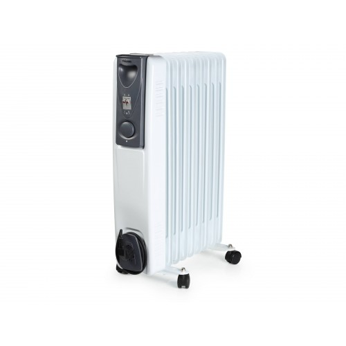 Electric heater (Oil filled radiator) 9 fins - 3 adjustable settings