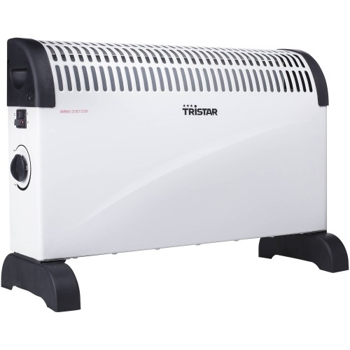 Electric heater (Convection) 3 settings - Adjustable thermostat