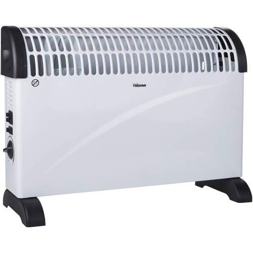 Electric heater (Convection) Turbo function - 3 Settings