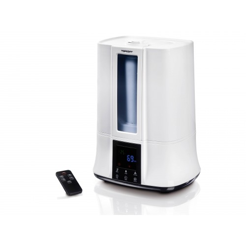 Humidifier Warm mist - Including remote control