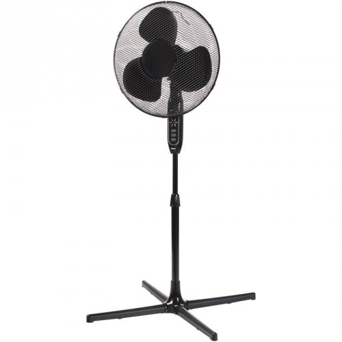 Stand fan Ø 40 cm - Remote control / timer