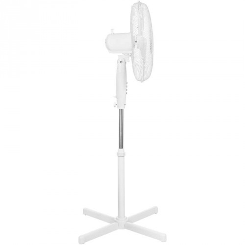 Stand fan Ø 40 cm - Height adjustable 105-125 cm