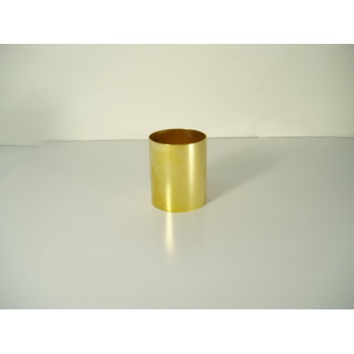 "Brass Liner 2.5"" x 3.0""/Box of 128"