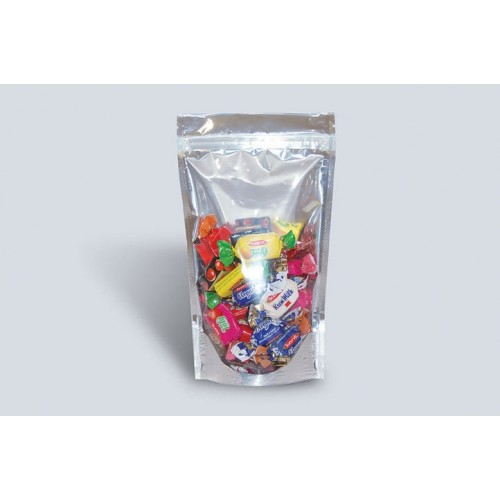 Metallized zip bag (pack of 1000 pieces)