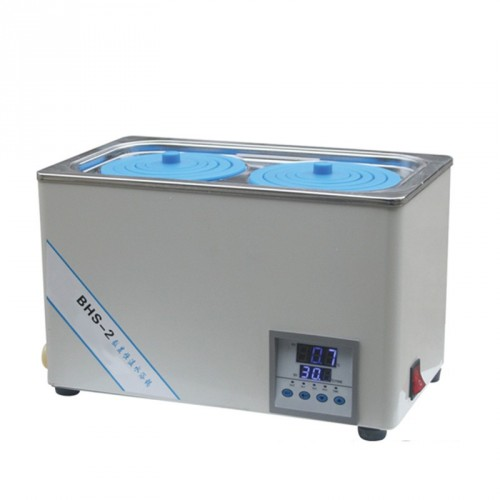 Double Thermostatic Water Bath with Digital Display