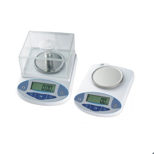 Precision scales with digital display