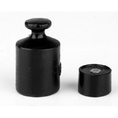 M3 100 g Test weight Cylinder, Lacquered cast iron - Brand Kern Ref 366-91