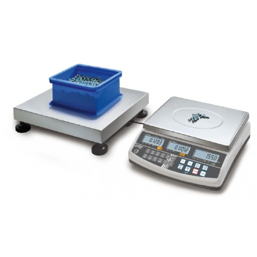 Counting system Max 1500 kg- d:0,0001 kg - Brand Kern Ref CCS 1T-1