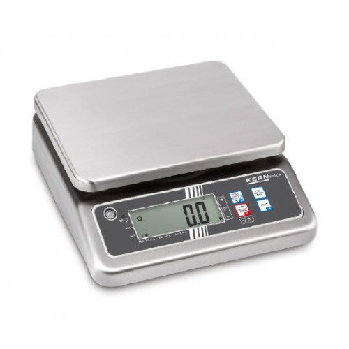 Bench scale Max 1500 g- d:0,5 g - Brand Kern Ref FOB 1.5K0.5