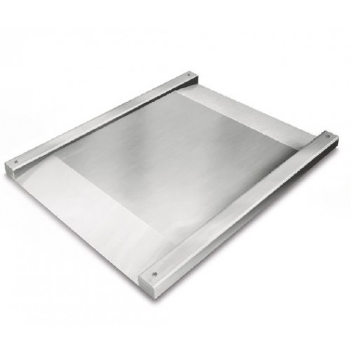 Weighing bridge Stainless steel 1600x1200x78 mm- Max 1500 kg- e:500 g- d:500 g- - Brand Kern Ref KFD 1500V40M