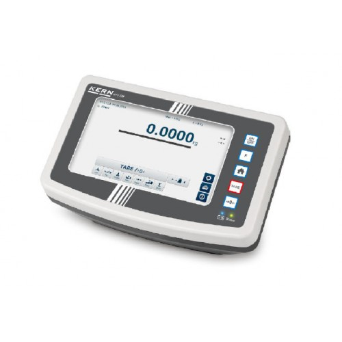 Touch screen display  - 30.000d- plastic for BFD, IFT - Brand Kern Ref KFT-TM