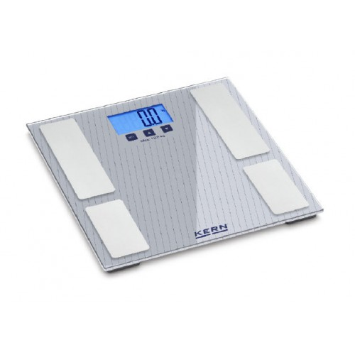 Set  Personal scale consisting of: - Brand Kern Ref MFB 150K100S05