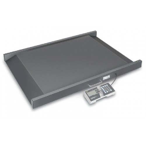 Wheelchair platform scale (with type approval) Max 300 kg- e:0,1 kg- d:0,1 kg - Brand MEDICAL Ref MWS 300K100M