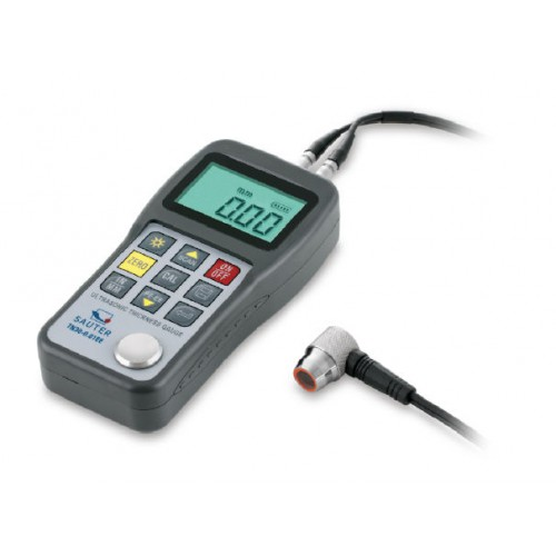 Ultrasonic Thickness Gauge - , d: 0,01 mm (5 MHz) - Brand Sauter Ref TN 30-0.01EE