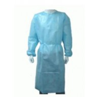 Isolation gown in PP