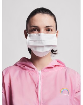 Reusable mask in interlock, certified by Citeve