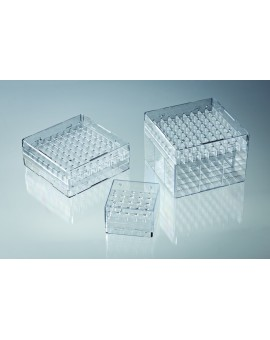 25 Place Cryo Storage Racks, Autoclavable, 2710-220-000-9