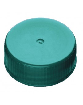 Flat Style Caps for 50 mL Centrifuge Tubes, in Bags, 3075-870-008-9