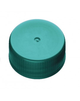 Flat Style Caps for 15 mL Centrifuge Tubes, in Bags, 3100-800-008-9