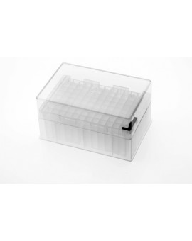 PurePlus® 2.5 mL 96 Well Deep Well Plates with Square Wells and Clear Lid, Autoclavable, 3902-520-000-9