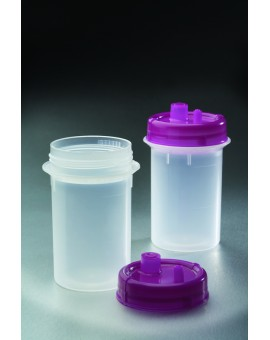 Security Cups for Urine or Specimen Collection and Transport, Individually Wrapped, 4041-440-000-9