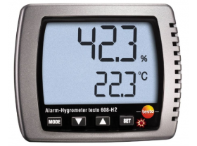 Gas and water Testo (Humidity recorders and hygrometers, installation controller, detector ...)