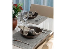 Table set and tablecloths